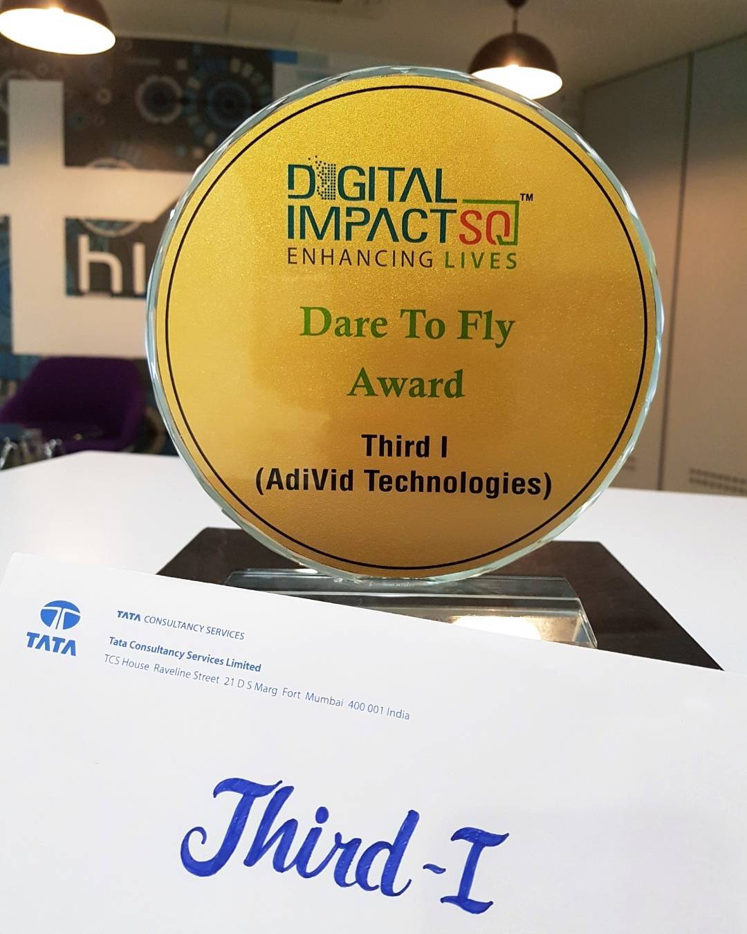 Dare to Fly Award