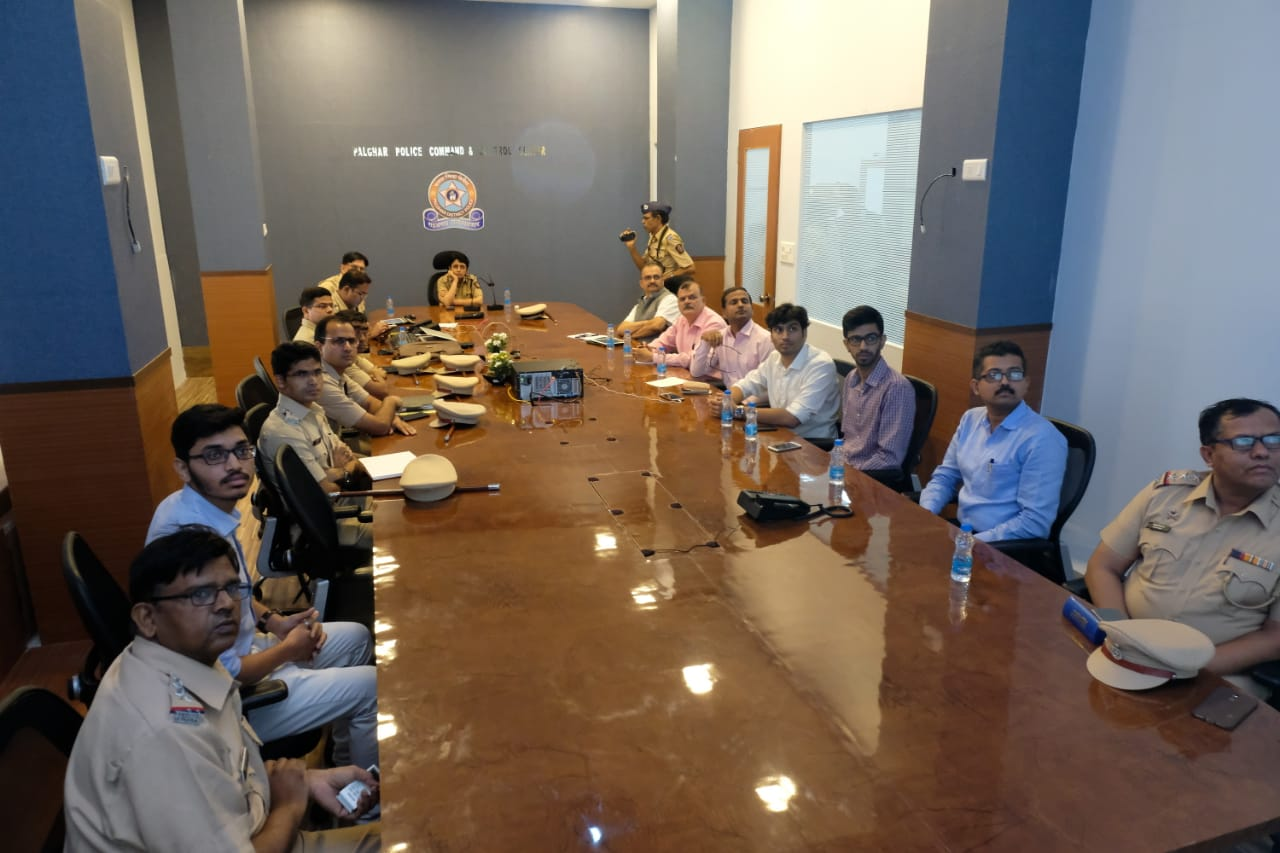 Meeting with ADG